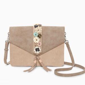 New Stella & Dot Fleurette Crossbody Bag